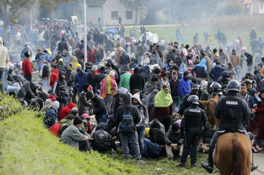 бежанци серат