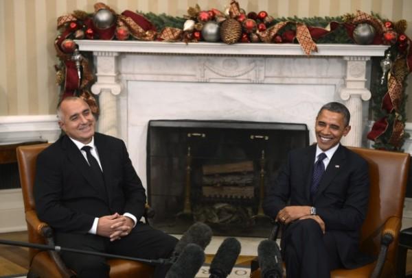 Обама Борисов