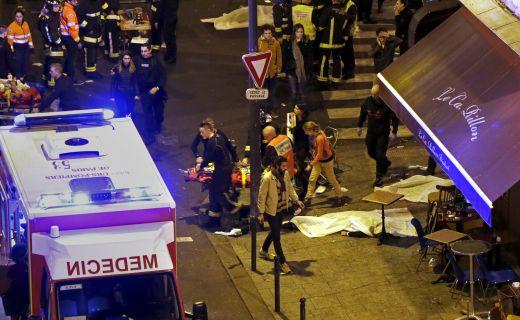 Париж клане