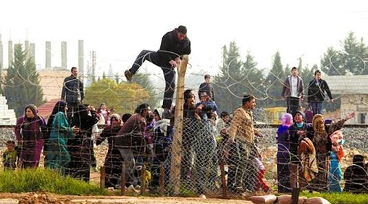 арабски бежанци