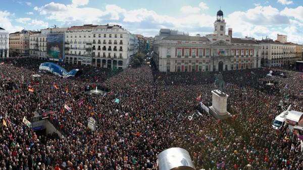 Подемос Испания
