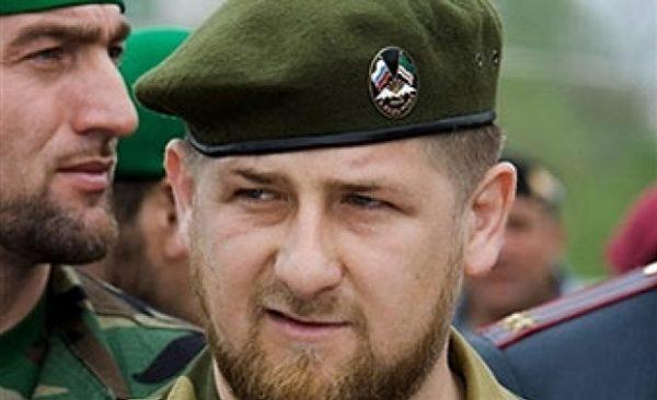 Президентът на Чечения Рамзан Кадиров