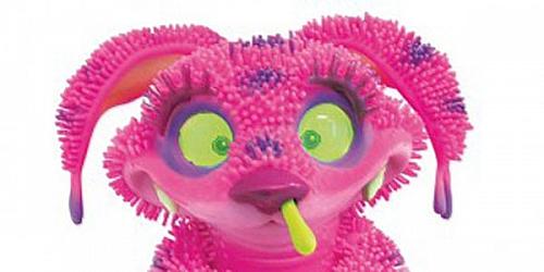 Бебе - чудовище с комплект пластмасови сополи!