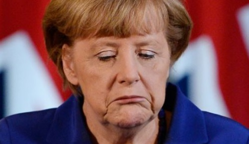 Меркел бръчки