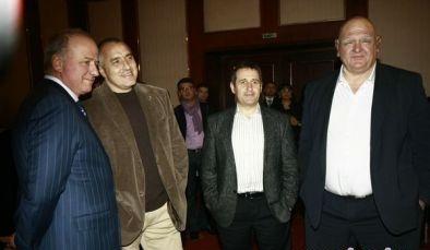Александър Антов с Бойко Борисов
