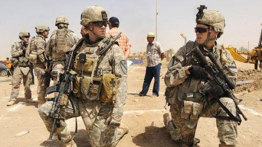 американска армия