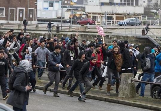 бежанци кале