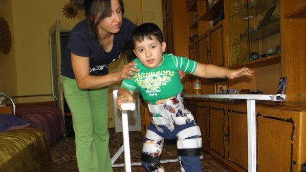 инвалид дете
