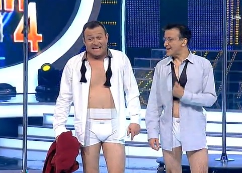 Зуека и Рачков голи