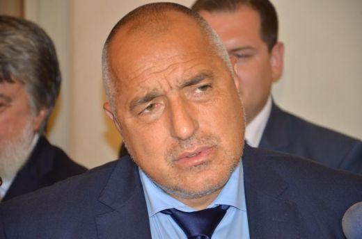 Борисов Орешарски