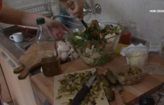 Зорница кухня хаос