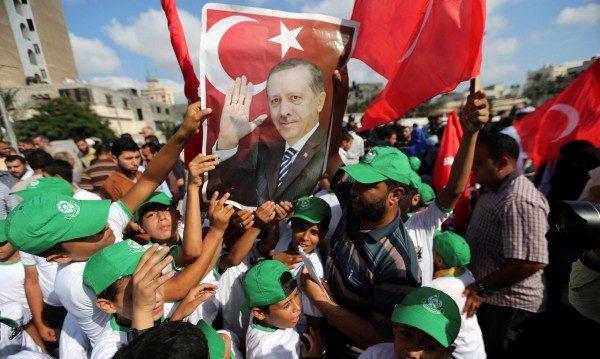 Ердоган преврат