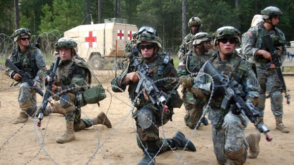 амеркански войници