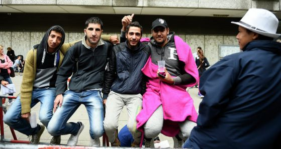 бежанци изнасилване