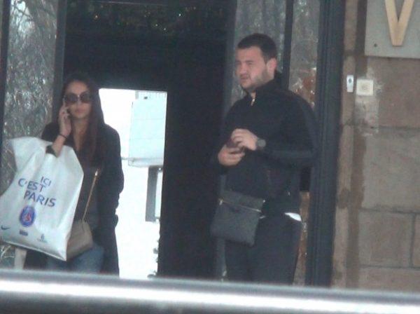 Папараци щракнаха Алисия и Бирмата на летището в София. Дали са били обаче заедно?!