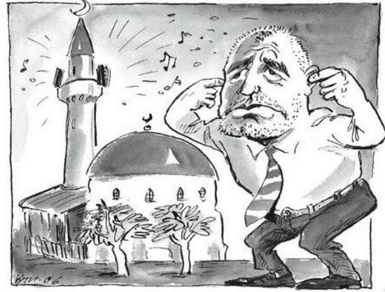 Борисов карикатура
