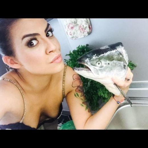 Деси жива риба
