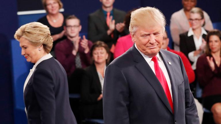 Тръмп и Хилари