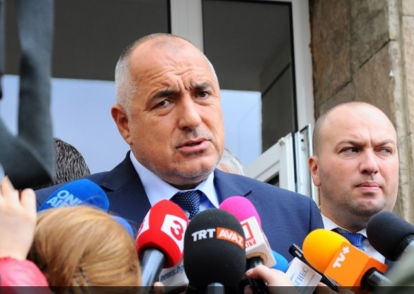 Борисов оставка