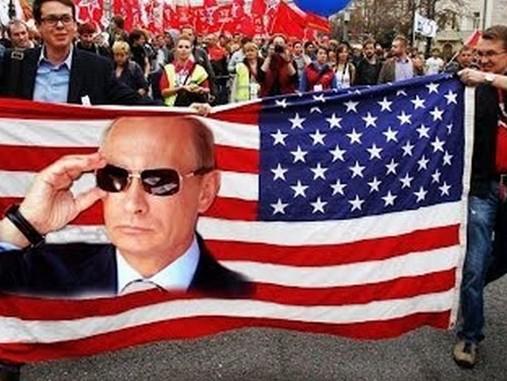 Путин в САЩ