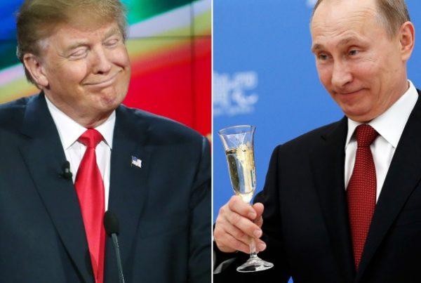 Путин и Тръмп1