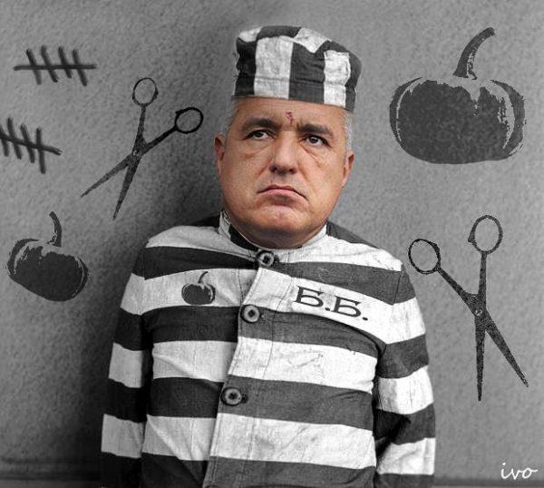 борисов затвор