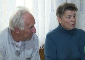 Родителите на Румен Радев - Станка и Георги