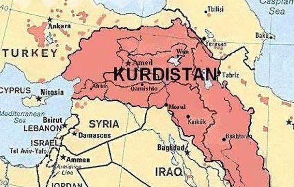 Една трета от територията на Турция е плътно заселена с кюрди. Които от векове, заедно със сънародниците си от Ирак и Сирия мечтаят за собствена държава
